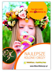 Najlepsze kolonie i obozy dla dzieci - katalog